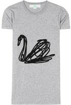 Stella McCartney Embellished Cotton T-shirt
