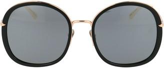 Pomellato Eyewear Oversized Frame Sunglasses