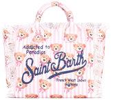 Mc2 Saint Barth Kids - teddy bear 'Colette' back bag - kids - Cotton - One Size