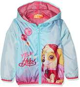 Nickelodeon Girl's Paw Pat Jacket,(Manufacturer Size:4 Years)