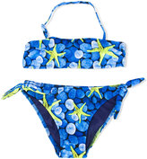 Mc2 Saint Barth Kids - Mary bikini - kids - Polyamide/Spandex/Elastane - 6 yrs