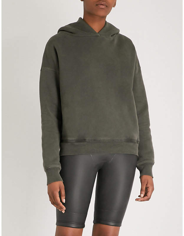 Yeezy Season 6 cotton-jersey hoody