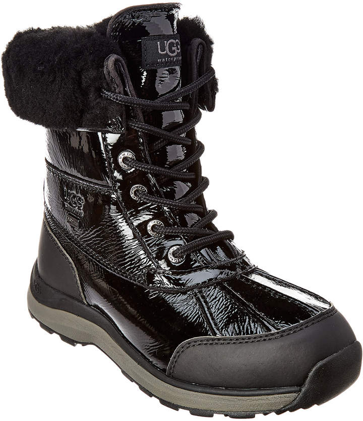 e7733b5674d Women's Adirondack Iii Waterproof Patent Boot