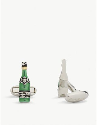 Paul Smith Champagne bottle cufflinks