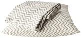 Circo Solid Sheet Set - Gray/White (Queen)