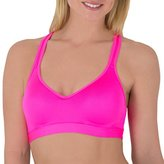 Fruit of the Loom Women's Fresh Yoga Push-Up Sport Bra-2 Pack
