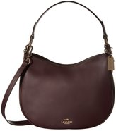 Coach Women's Glovetanned Nomad Crossbody Hobo