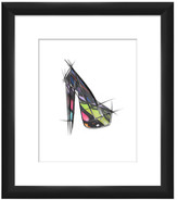"PTM Images Colorful Pump IIIGiclee Framed Art - 14"" x 16\"""