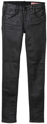 Blank NYC Kids Black Coated Skinny in Spartacus (Big Kids) (Spartacus) Girl's Jeans