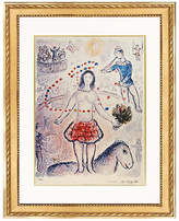 Munn Works Marc Chagall - Circus Art
