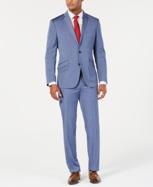 Kenneth Cole Reaction Men's Ready Flex Slim-Fit Stretch Suits