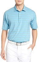 Bobby Jones Men's Liquid Cotton Stretch Jersey Golf Polo