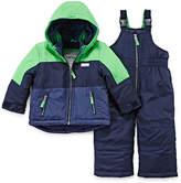 Carter's Colorblock Snowsuit - Baby Boys 12m-24m
