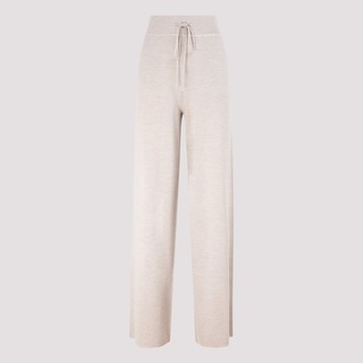 Max Mara Wide-Leg Sweatpants