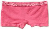 GB Girls Seamless Solid Boy Shorts