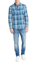 William Rast Hendrix Plaid Classic Fit Button-Down Shirt