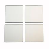 Square Mirrors - Set of 4