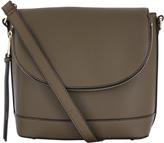Accessorize Sophie Zip Flap Cross Body Bag