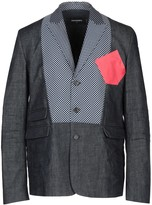 DSQUARED2 Denim outerwear - Item 42494981
