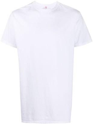 RE/DONE plain crew neck T-shirt