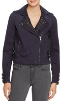 Signorelli Studded Moto Jacket