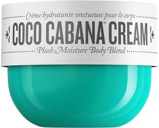 Sol De Janeiro Coco Cabana Body Cream - With New Coconut Scent and Plush Moisture