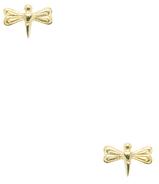 Good Charma Dragonfly Stud Earrings
