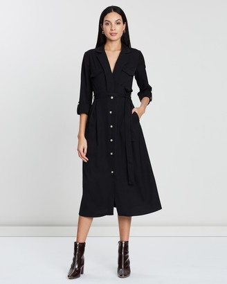 Atmos & Here Kiran Pocket Shirt Dress