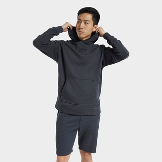 Reebok Men's Training Essentials Melange Hoodie
