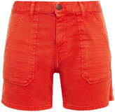 Thumbnail for your product : BA&SH Selby Denim Shorts