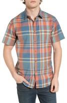 Billabong Men's Hyde Plaid Woven Shirt