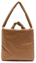 BEIGE Kassl Editions - Oil Medium Padded Tote Bag - Womens