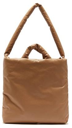 Kassl Editions Oil Medium Padded Tote Bag - Beige