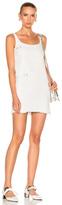 Sandy Liang Marin Dress in White.