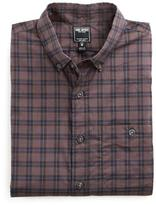 Todd Snyder Button-down Collar Shirt in Brown Plaid