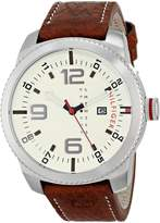 Tommy Hilfiger Men's 1791013 Analog Display Quartz Watch