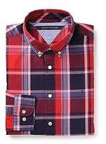 Tommy Hilfiger Men's Custom Fit Check Shirt