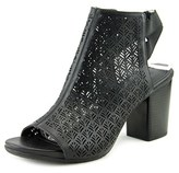 Kenneth Cole Reaction Fridah Fly 2 Peep-toe Synthetic Bootie.