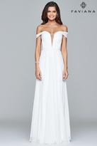Faviana Sweetheart A-Line Gown 8088