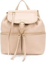 Salvatore Ferragamo Gancio rucksack - women - Leather - One Size