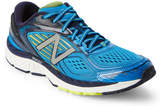 New Balance Blue & Yellow 860 V7 Running Sneakers