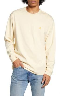 Carhartt Work In Progress Chase Long Sleeve T-Shirt