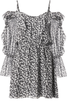 Exclusive for Intermix Susanna Cold Shoulder Mini Dress