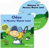 BabyCentre Barafundle Personalised Story CD Chloe in Nursery Rhyme Land