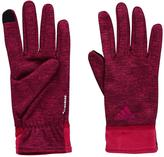 adidas ClimawarmTM Fleece Gloves - Burgundy