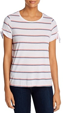 Andrew Marc Striped Tee