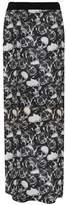Birdcage Women's Long Jersey Maxi Stretch Gypsy Bodycon Skirt (US 10-12)