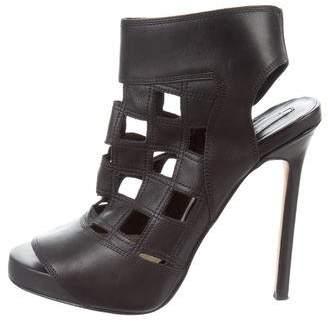 Camilla Skovgaard Leather Cage Sandals