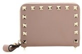 Valentino Garavani Rockstud Leather Coin Purse