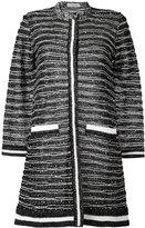 D-Exterior D.Exterior - embellished jacket - women - Cotton/Polyamide/Polyester/Viscose - XL